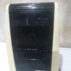 Radios antiguas: RADIO DESPERTADOR. Lote 262300600