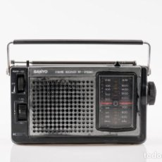 Radios antiguas: RADIO TRANSISTOR SANYO, MODELO RP-6160AD. Lote 262713930