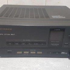 Radios antiguas: AMPLIFICADOR AIWA MX-D10. Lote 262905075