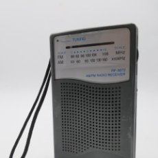 Radios antiguas: ANTIGUA RADIO TRANSISTOR SANYO, MODEL NÚMERO 5072.. Lote 262932195