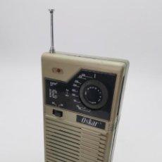 Radios antiguas: ANTIGUA RADIO TRANSISTOR OSKAR.. Lote 262932870