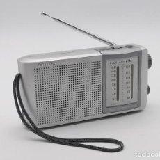 Radios antiguas: ANTIGUA RADIO TRANSISTOR AIWA, MODEL NÚMERO FR-C250.. Lote 262933290