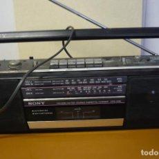 Radio antiche: RADIO CASETE ESTEREO SONY. Lote 262952500