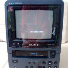 Radio antiche: VIDEO 8 - COMBO - TV - SONY. Lote 263020090