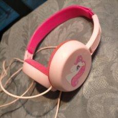 Radios antiguas: ANTIGUOS AURICULARES PARA ESCUCHAR MÚSICA INFANTILES MY LITTLE PONY AÑOS 90. Lote 263065650