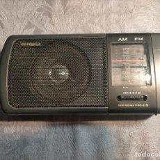 Radios antiguas: RADIO AIWA RADIO RECIEVER FR-C3. Lote 263189465