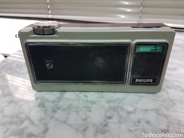 ANTIGUO TRANSISTOR PHILIPS (Radios, Gramófonos, Grabadoras y Otros - Transistores, Pick-ups y Otros)