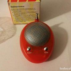 Radios antiguas: MINI RADIO.. Lote 264126535