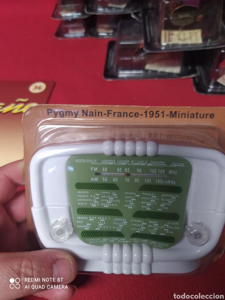 Radios antiguas: RADIO DE ANTAÑO PYGMY NADA 1951 - Foto 3 - 264806599