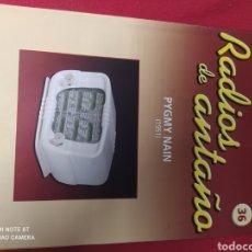 Radios antiguas: RADIO DE ANTAÑO PYGMY NADA 1951. Lote 264806599