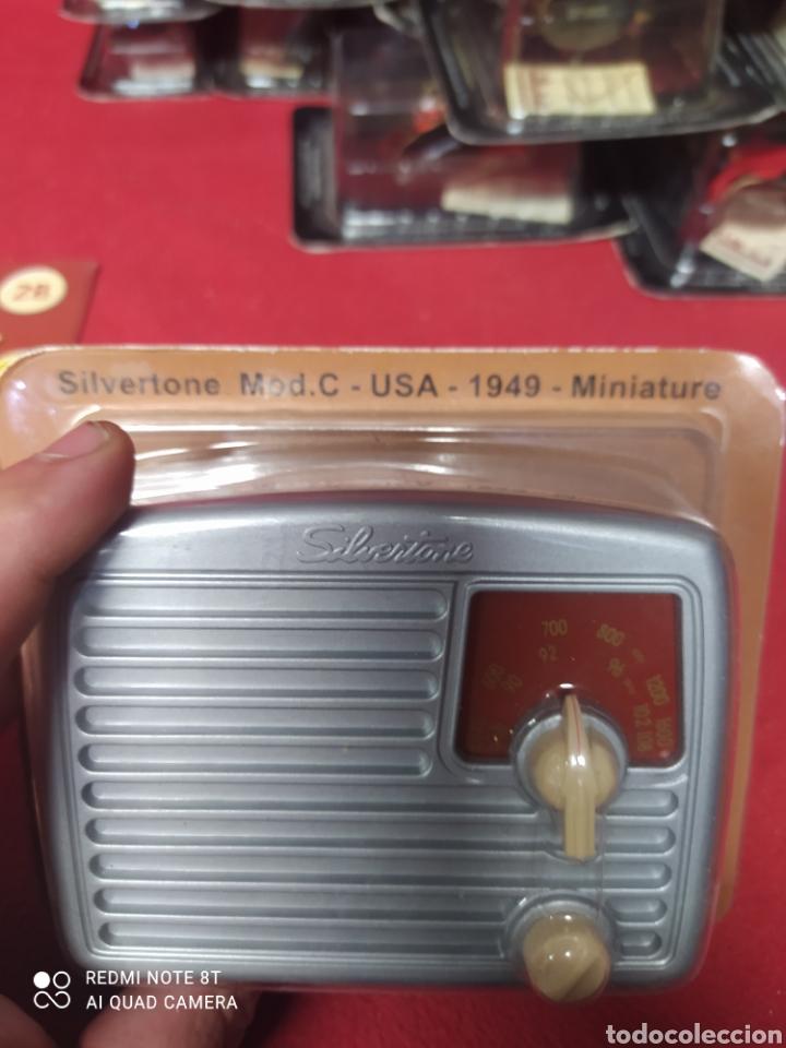 Radios antiguas: RADIO DE ANTAÑO SILVERSTONE AÑO 1949 - Foto 3 - 264806879