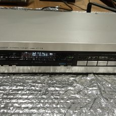 Radios antiguas: KENWOOD KT 51 L SINTONIZADOR RADIO FUNCIONA ANTIGÜEDADES COLISEVM EQUIPOS MUSICALES VINTAGE DISCOS. Lote 265534334