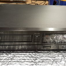 Radios antiguas: CD LUXMAN D 90 COMPACT DISC BUEN ESTADO COLISEVM ANTIGÜEDADES COLECCIONISMO DISCOS EQUIPOS VINTAGE. Lote 265806184