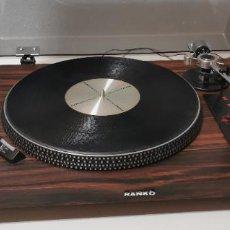 Radios antiguas: TOCADISCOS RANKO PR-1030. Lote 265879780