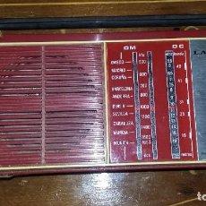 Radios antiguas: RADIO LAVIS 326.. Lote 266364528