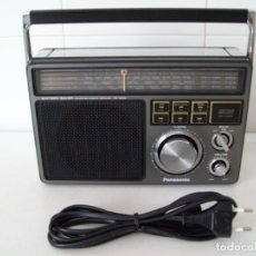 Radios antiguas: RADIO TRANSISTOR PANASONIC GX3II MODELO RF-1403JBS. Lote 264088805