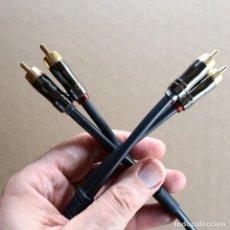 Radios Anciennes: CABLE DE AUDIO RCA. Lote 267179564