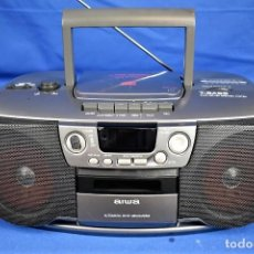 Radios antiguas: RADIO CD CASSETTE AIWA CSD-A190. Lote 267455714
