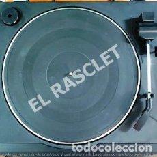 Radios antiguas: ANTIGUO TOCADISCOS - PLATO SONY MODELO NO PS -LX56 - STEREO . TURNTABLE - SYSTEM -. Lote 267775899