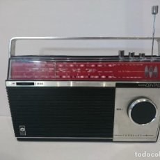 Radios Anciennes: RADIO TRANSISTOR VANGUARD SÚPER CENTAURO. Lote 267783169