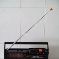 Radios antiguas: RADIO CASSETTE THOMSON RC 101. Lote 267845939