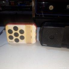 Radio antiche: RADIO TRANSISTOR INTER CON FUNDA LEER DESCRIPCIÓN. Lote 268144079