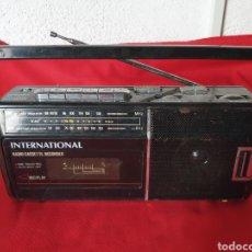 Radios antiguas: ANTIGUA RADIO CASSET LNTERNACIONAL. Lote 268176119