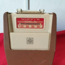 Radios antiguas: ANTIGUA RADIO PORTABLE HORNYPHFON. Lote 268313689