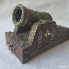 Radios antiguas: CAÑON RADIO DECORATIVO. Lote 268828304