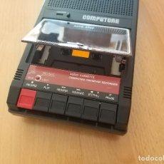 Radios Anciennes: RADIO CASSETE COMPUTONE AÑOS 80 EN SU CAJA ORIGINAL. Lote 268917954