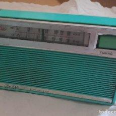 Radios antiguas: RADIO TRANSISTOR FIESTA SOLID STALE 6. Lote 268948079
