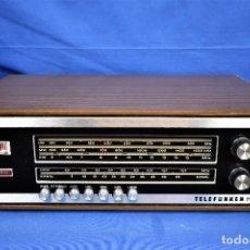 Radio antiche: MODULO RECEPTOR TELEFUNKEN T201 AÑO 1967. Lote 268988149