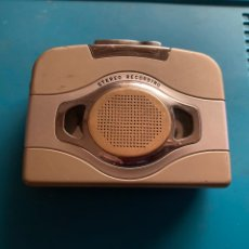 Radios antiguas: CASSETE STEREO RECORDING 1990. Lote 269325253