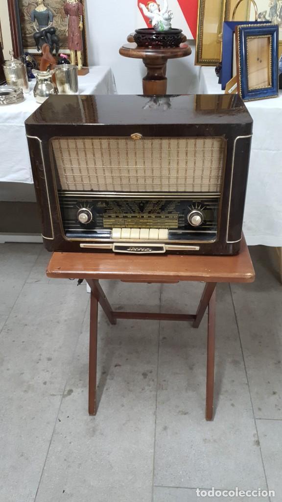 RADIO ANTIGUA (Radios, Gramófonos, Grabadoras y Otros - Transistores, Pick-ups y Otros)