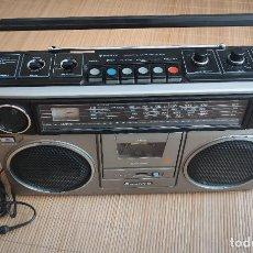 Radios Anciennes: RADIO CASSETTE SANYO M9930L - 1979 - EXCELENTE ESTADO ESTETICO Y FUNCIONAMIENTO. Lote 269815943