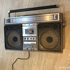 Radios antiguas: ANTIGUO RADIO CASSETTE PANTRONIC MODELO CX 457 . GRANDES DIMENSIONES.VER FOTOS. Lote 270087593
