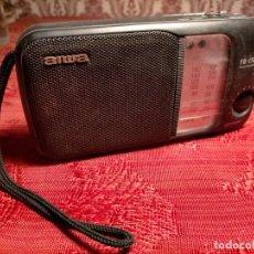 Radios antiguas: RADIO / TRANSISTOR MARCA AIWA AÑOS 80-90. Lote 270116793