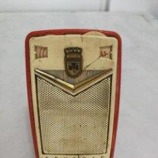 Radios Anciennes: RADIO TRANSISTOR BOX - GRUNDIG - 1958 - ALEMANIA. Lote 270259458