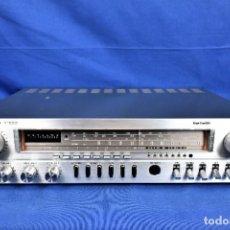 Radios Anciennes: AMPLIFICADOR SINTONIZADOR GRUNDIG R1000 AÑO 1979 PARA REPARAR. Lote 270637488