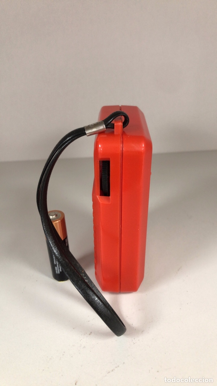 Radios antiguas: Radio Transistor Sharp BP-170, funciona, ver vídeo. - Foto 3 - 271611003