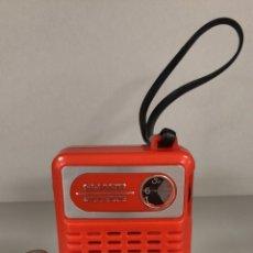 Radios antiguas: RADIO TRANSISTOR SHARP BP-170, FUNCIONA, VER VÍDEO.. Lote 271611003