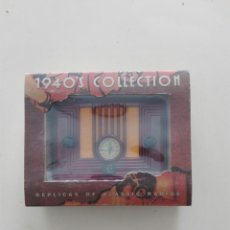 Radios antiguas: 1940'S COLLECTION REPLICAS OF CLASSIC RADIOS. Lote 271620318