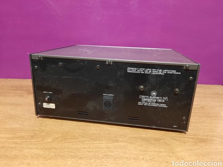 Radios antiguas: radio cassete desconosco su marca - Foto 4 - 271632478