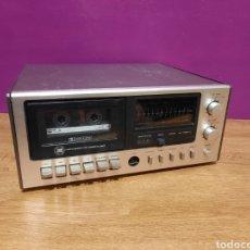 Radios antiguas: RADIO CASSETE DESCONOSCO SU MARCA. Lote 271632478