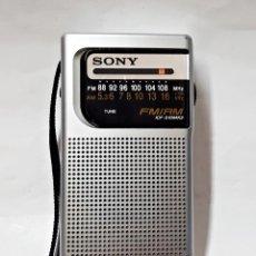 Radios antiguas: RADIO SONY ICF S10 MK2. AM FM:. Lote 271872853