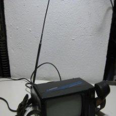 Radios antiguas: TELEVISOR PORTATIL ROADSTER. TV-400M. Lote 271873073