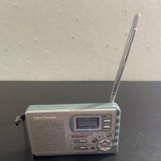 Radios antiguas: MINI RADIO ANTIGUA MX ONDA. Lote 271908363