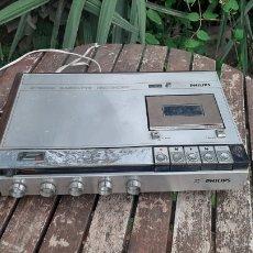 Radios antiguas: PHILIPS STEREO CASSETTE RECORDER 2400. Lote 271997768