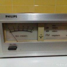 Radios antiguas: SINTONIZADOR DE RADIO PHILIPS -102L. Lote 272991898