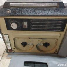 Radios antiguas: ANTIGUO MAGNETOFONO ELBE 008 , REMCO S.A. PARA PIEZAS O RESTAURAR. Lote 273381303
